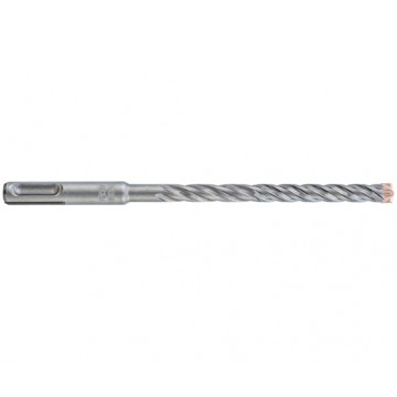 ALPEN F8 SDS-PLUS SHANK HAMMER DRILL BIT WITH 4 SOLID CARBIDE CUTTING EDGE