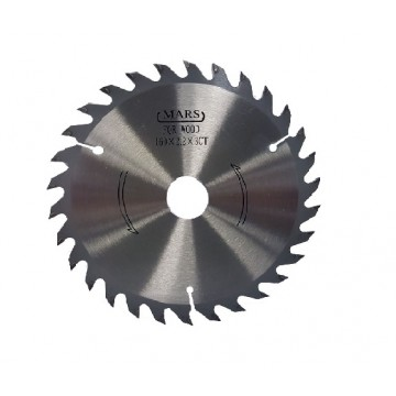 MARS TUNGSTEN CARBIDE-TIPPED CIRCULAR SAW BLADE FOR WOOD